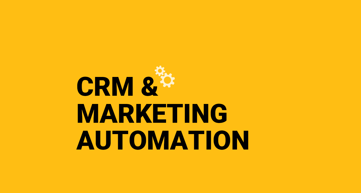 CRM and Marketing automation Digital Marketing Agency Hong Kong New Digital Noise